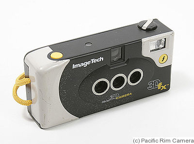 3D TECHNOLOGY: ImageTech 3D FX camera