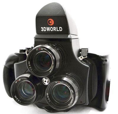 3D World: TL120-1 camera