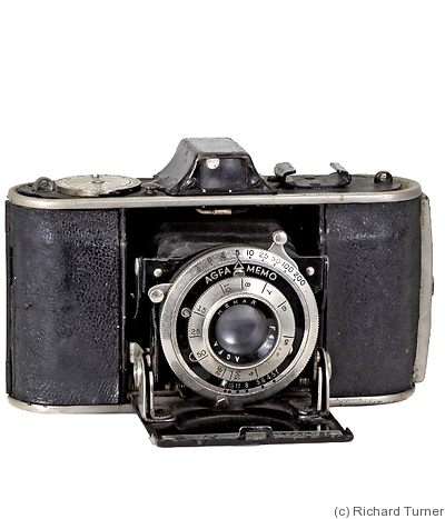 AGFA ANSCO: Memo camera