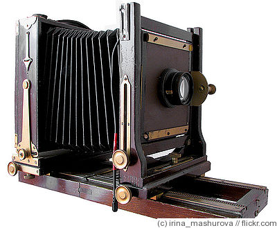 AGFA ANSCO: Universal View camera