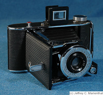 AGFA ANSCO: Viking camera