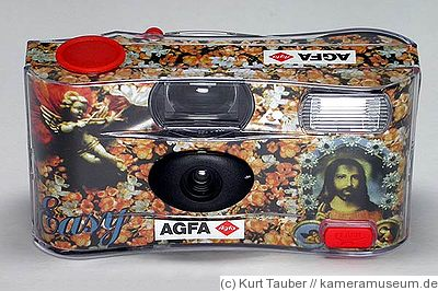 AGFA: Easy Flash (Raphael's Love) camera