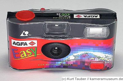 AGFA: Easy Flash camera