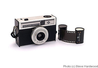 AGFA: Iso Flash Rapid-C camera