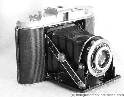 AGFA: Isolette (after war) camera