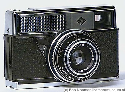 AGFA: Optima Rapid 250 camera