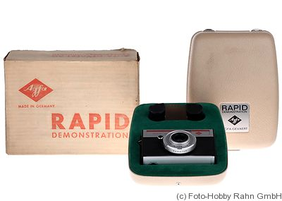 AGFA: Rapid Demonstration camera