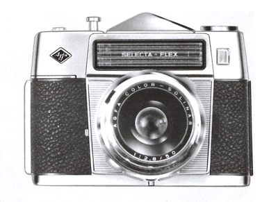AGFA: Selecta-flex (early) camera
