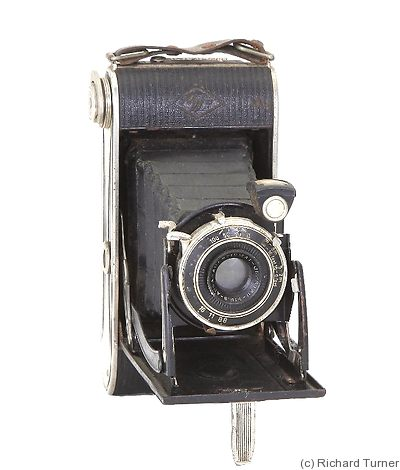 AGFA: Speedex Compur camera