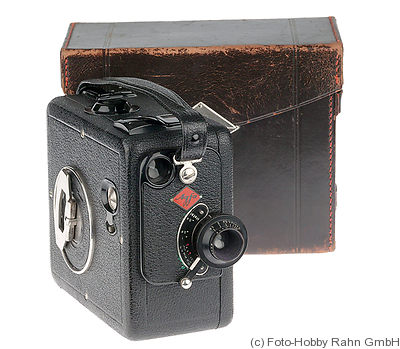 Agfa Berlin: Movex 16-12 L camera