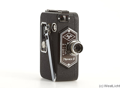 Agfa Berlin: Movex 8 camera