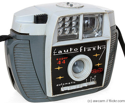Agilux: Autoflash Super 44 camera