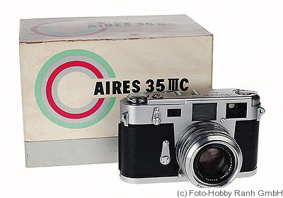 Aires Cameras: Aires 35 IIIC camera