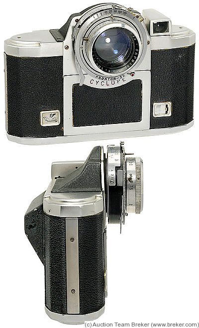 Alsaphot: Cyclope 3.5 camera