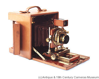 American Optical: Henry Clay Regular camera