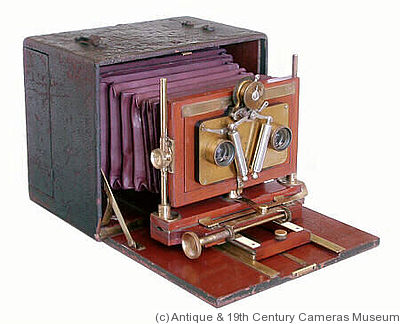 American Optical: Henry Clay Stereo Camera camera