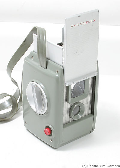 Ansco: Anscoflex I camera