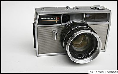 Ansco: Anscomark M camera