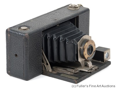Ansco: Buster Brown Folding No.2A camera