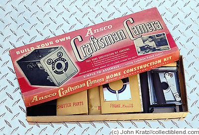Ansco: Craftsman (kit) camera
