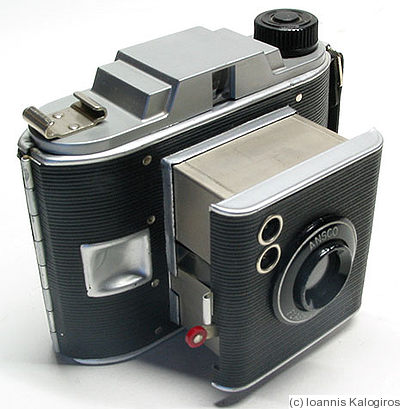 Ansco: Flash Champion camera