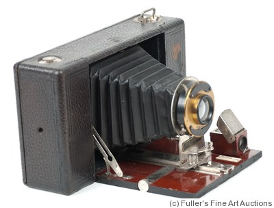 Ansco: Folding Ansco No.5 camera