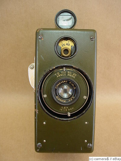 Ansco: Memo Boy Scout camera