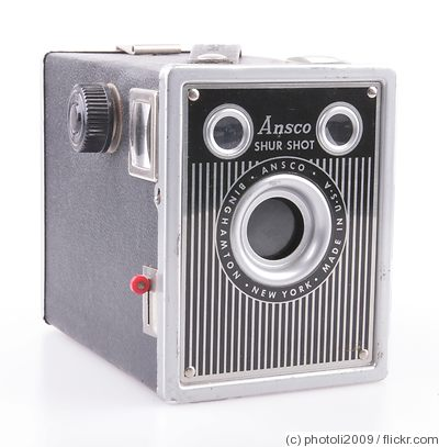 Ansco: Shur Shot camera