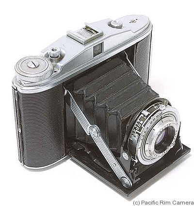 Ansco: Speedex 4.5 camera