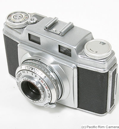 Ansco: Super Memar camera