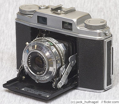 Ansco: Super Regent camera