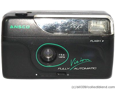 Ansco: Vision (Fully Automatic) camera