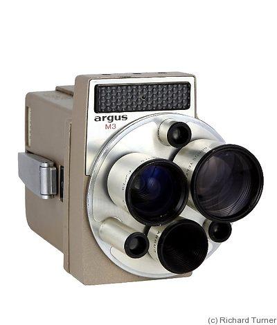 Vintage Argus M3 Movie Camera