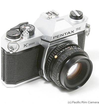 how to use pentax k1000
