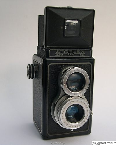 Atoms: Atoflex II camera
