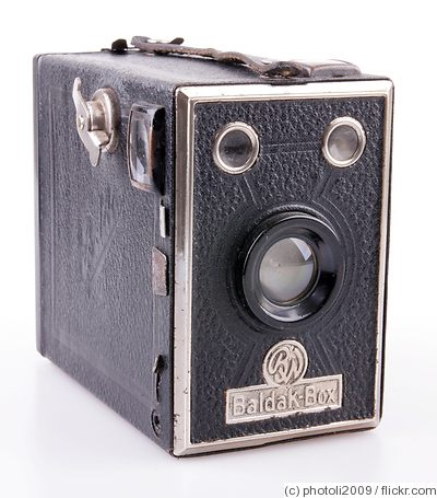 Balda: Baldak Box camera
