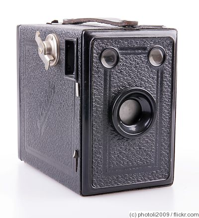 Balda: Rollbox (1931) camera