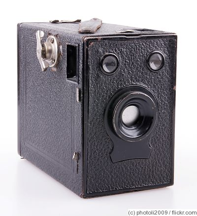 Balda: Rollbox (1932) camera