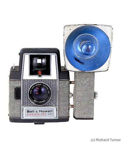 Bell & Howell: 127 Electric Eye camera