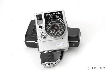 Bell & Howell: Dial 35 camera