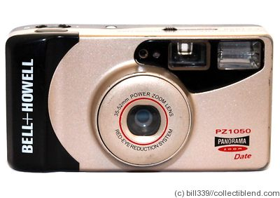 Bell & Howell: PZ1050 camera