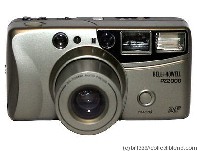 Bell & Howell: PZ2000 camera