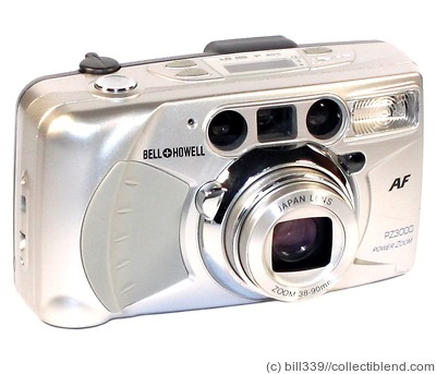 Bell & Howell: PZ3000 camera