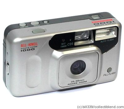 Bell & Howell: Power Zoom 1000 camera