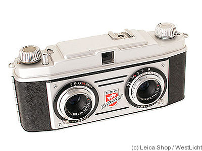 Bell & Howell: Stereo-Colorist I camera