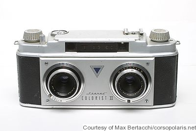Bell & Howell: Stereo-Colorist II camera