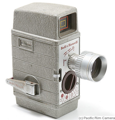 Bell & Howell: Two Twenty camera