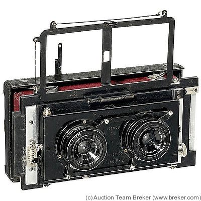 Bellieni: Extra Plat Stereo camera