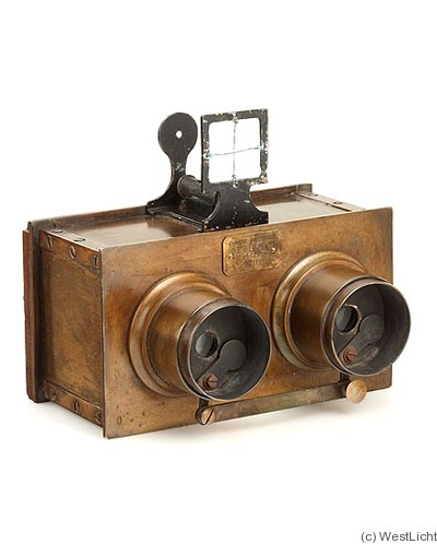 Bertsch: Chambre Automatique Stereo REPLICA camera