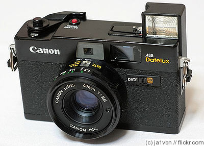Canon: Canon A35 Datelux camera